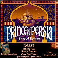 Игра Принц Персии онлайн