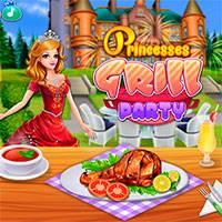 Игра Принцесса на пикнике онлайн