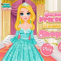 Игра Принцесса отправилась за покупками онлайн