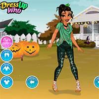 Игра Принцессы переоделись в зомби онлайн