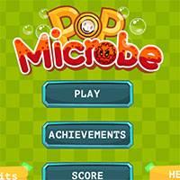 Игра Про микробов онлайн