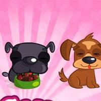Игра Про собак и щенят онлайн