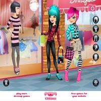 Игра Продавать одежду онлайн