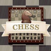 Игра Простые шахматы онлайн