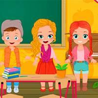 Игра Прятки для девочек 8 лет онлайн