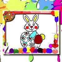 Игра Нарисуй зайца! онлайн