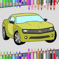 игра раскраски машины играть онлайн бесплатно