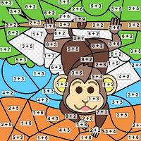 игра раскраски с примерами играть онлайн бесплатно