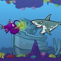 Игра Рыбы едят рыб онлайн