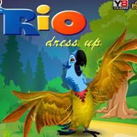 Онлайн игры птички рио