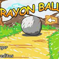 Игра Рисовалка: Мячик онлайн