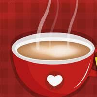 Игра Рисовалка на кофе онлайн