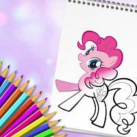 Игра Рисовалка Пони онлайн