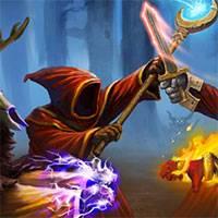 Игра Рисовалки помоги волшебнику онлайн
