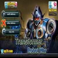 Игра Роботы прайм онлайн