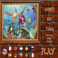 Игра Русалка Ариэль онлайн