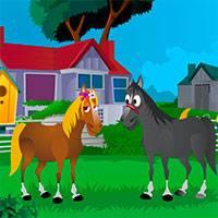 Игра С лошадками онлайн