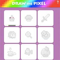 игра Sandbox рисовать по клеточкам онлайн играть онлайн