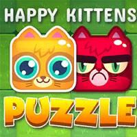 Игра Счастливые котята онлайн