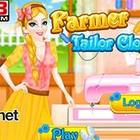 Игра Сельский модельер онлайн