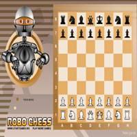 шахматы с роботом насточщим