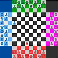 Игра Шахматы на троих онлайн