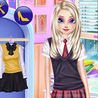 Игра Школьная Мода онлайн