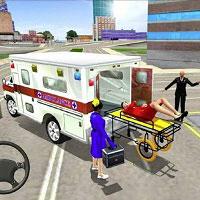 Игра Скорая помощь онлайн
