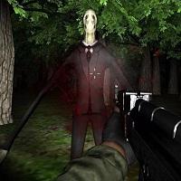 Игра Slender man онлайн