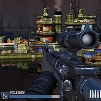 Игра Снайпер1 онлайн