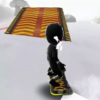 Игра Сноуборд 3д онлайн