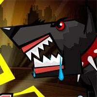 Игра Собаки мутанты онлайн