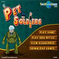 Игра Солдатики онлайн