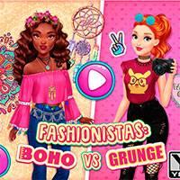 Игра Состязание подружек модниц онлайн