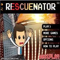 Игра Спасать людей онлайн