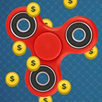 Игра Fidget spinner clicker онлайн