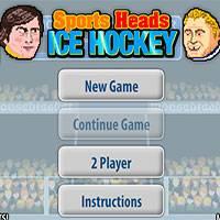 Игра Спортивные головы онлайн