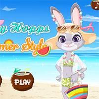 Игра Стиль Джуди Хопс онлайн