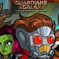 Игра Стражи галактики онлайн