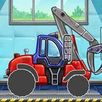 Игра Строить машины онлайн
