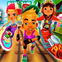 Игра Subway surfers 2