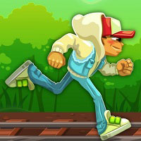 Игра Subway surfers курс бегуна