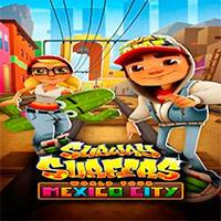 Игра Subway surfers mexico city