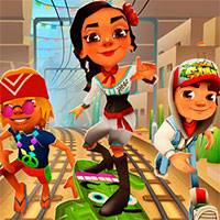 Игра Subway surfers world tour