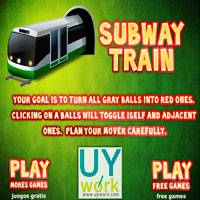 Игра Subway онлайн