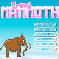 Игра Сумашедшие мамонты на троих онлайн