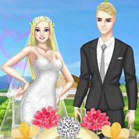 Игра Свадьба барби онлайн