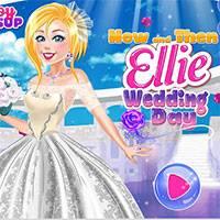 Игра Свадьба Элли онлайн
