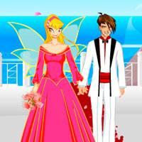 Игра Свадьба винкс онлайн