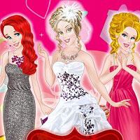 Игра Свадебный стилист онлайн